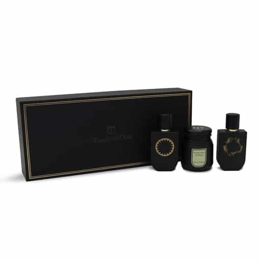2 Oriental Oud Perfume and Bukhoor Gift Set