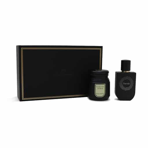 Oriental Oud Perfume Bukhoor Gift Set