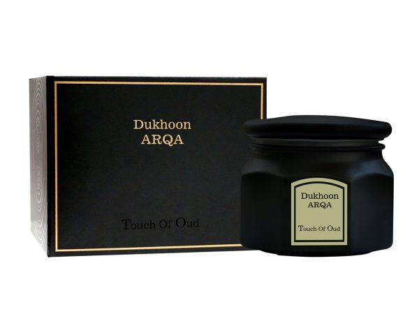 Touch Of Oud Dukhoon Arqa 150gm with Box