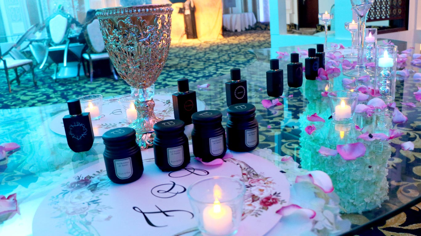 Touch Of Oud Wedding Banner