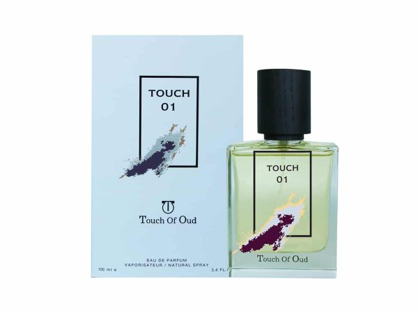 Touch Of Oud Touch 01 Edp 100ml with Box