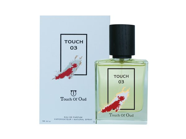 Touch Of Oud Touch 03 Edp 100ml with Box