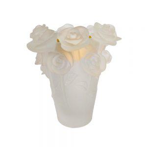 Burner White Flower 1
