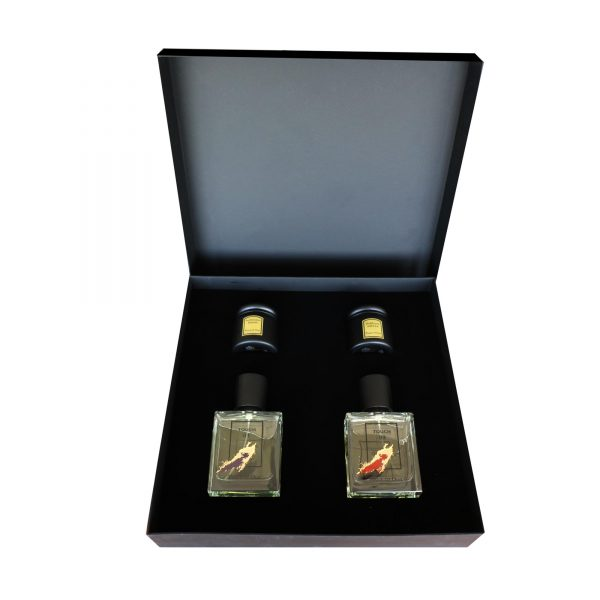 Touch Of Oud 4pcs Gift Set (2P+1M+1D)