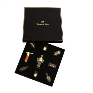 Touch Of Oud 9PCS Gift Set(2P+1M+1D+2MKLT)