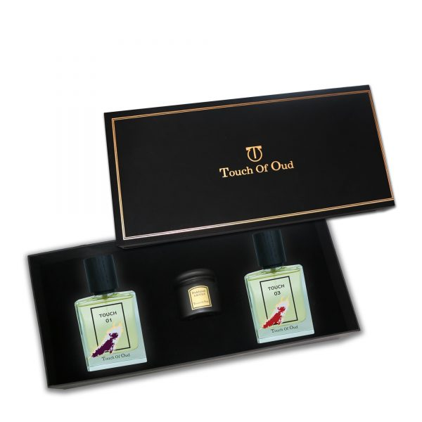 Touchofoud Touch1,Touch2 and Dukhoon Amyaz GiftBox