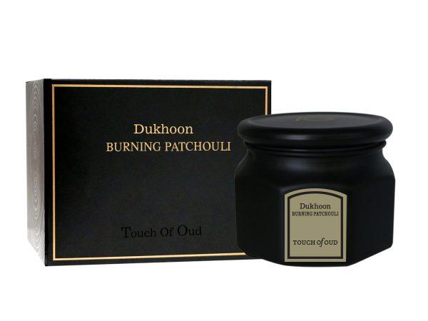 TouchOfOud Dukhoon Burning Pachouli150 GM Bottle With Box