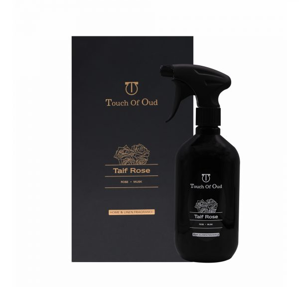 Touch Of Oud Taif Rose Edp 750ml with Bottle Box