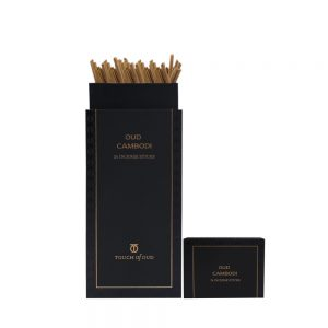 Touch Of Oud Oud Cambodi Incense Sticks