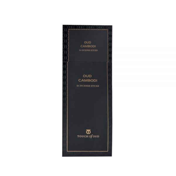 Touch Of Oud Oud Cambodi Incense Sticks Box