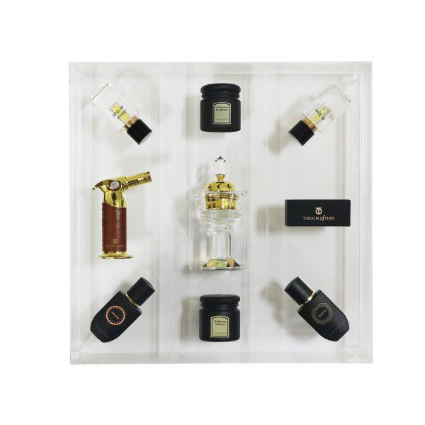 9PCS Gift Set Perfume Bukhoor Dukhoon Mukhalat – 2