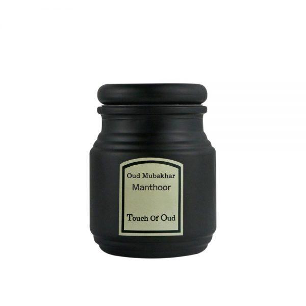 Oud Mubakhar Al Manthoor Bottle