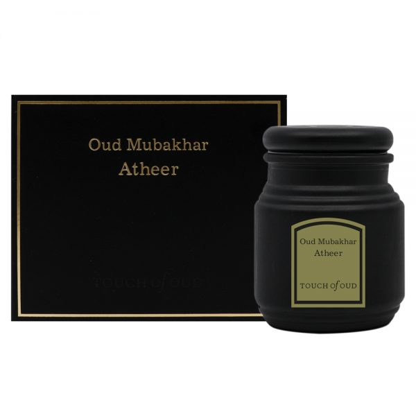 Touch-Of-Oud-Mubakhar-Atheer 50gm-Bottle-With-Box