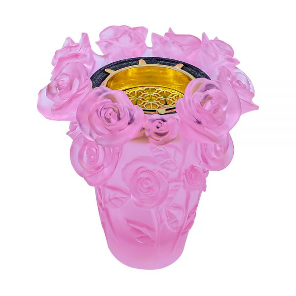 Touch Of Oud Burner Pink Flower 2