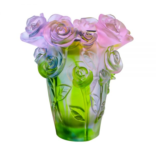 Touch Of Oud Burner Pink Green Mix Flower 1