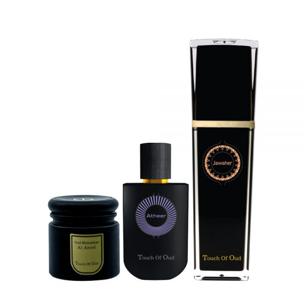 Touch Of Oud 3Pcs Gift Set 2