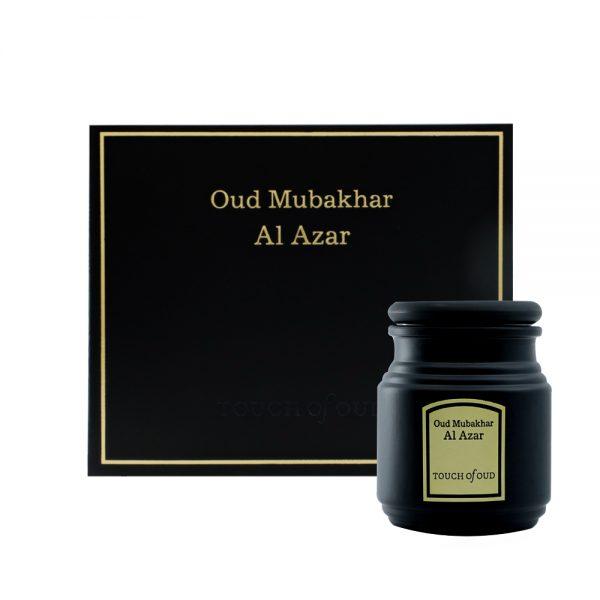 Touch Of Oud Mubakhar Al Azar 50gm 1