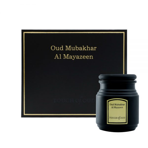 Touch Of Oud Mubakhar Al Mayazeen 50gm 2