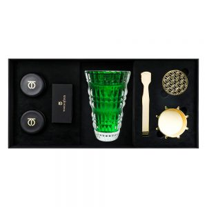 5pcs Gift Set Green Burner Bukhoor Dukhoon 1