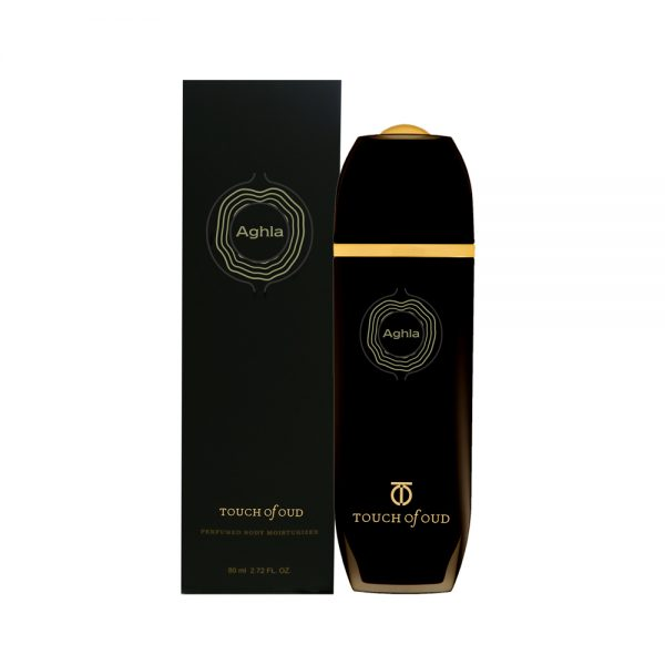 Touch Of Oud Aghla Body Lotion Bottle With Box