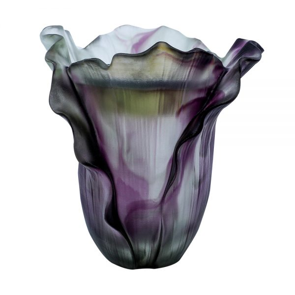 Touch Of Oud Burner Grey And Purple Mix Cabbage 1