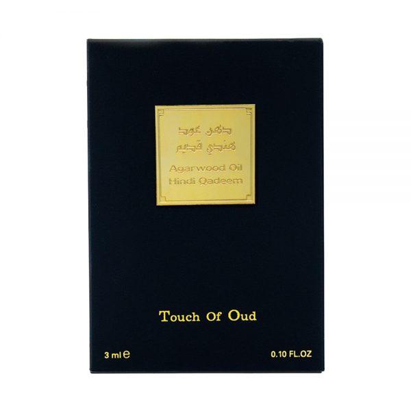 Touch Of Oud Agarwood Oil Hindi Qadeem 3ml 4
