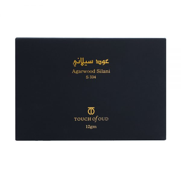 Touch Of Oud Agarwood Silani 12gm S334 4