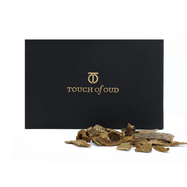 Touch Of Oud Agarwood Silani 12gm S334 5