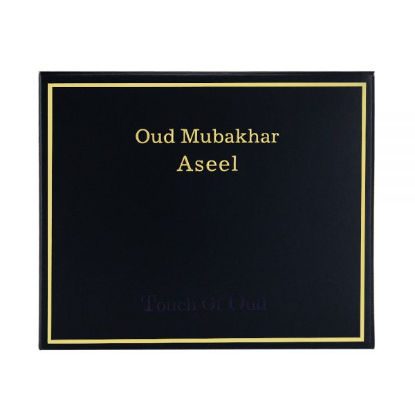 Touch Of Oud Mubakhar Aseel Box