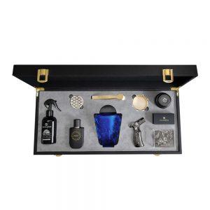 Touch Of Oud 8Pcs Gift Set - Blue Burner 1