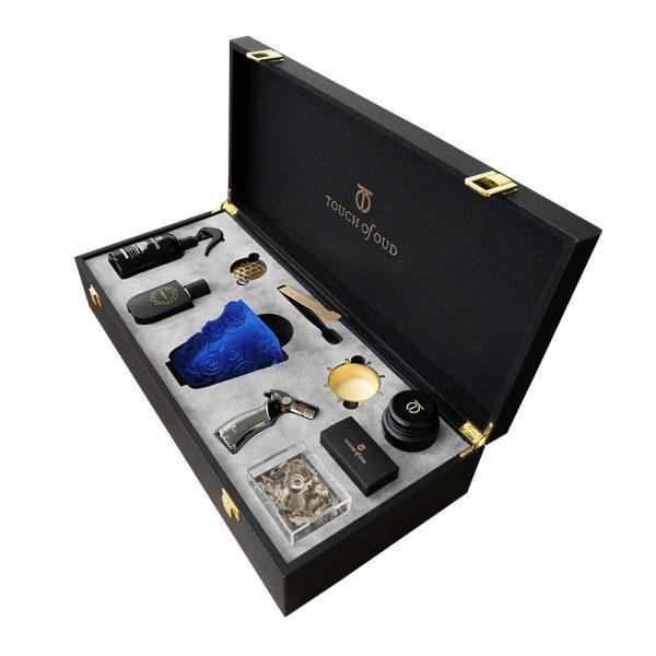 Touch Of Oud 8Pcs Gift Set - Blue Burner 2