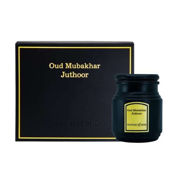 Touch Of Oud Oud Mubakhar Juthoor 50gm Bottle With Box