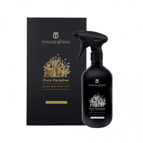 Touch Of Oud Pure Paradise EDP 750ml Bottle With Box