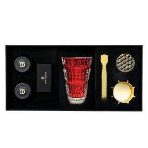 Touch Of Oud 5pcs Gift Set Red Burner Bukhoor Dukhoon
