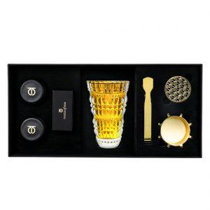 Touch Of Oud 5pcs Gift Set Yellow Burner Bukhoor Dukhoon